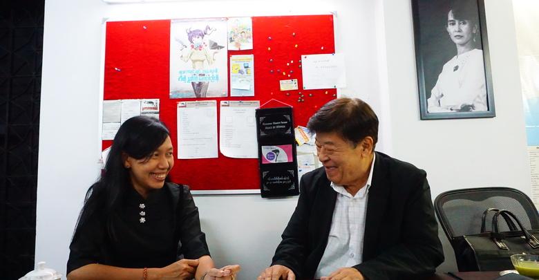 ミャンマー女性監督の第一人者が語る映画への思い入れ 日緬合作映画のメガホンをとってさらにステップアップ  Kyi Phyu Shin