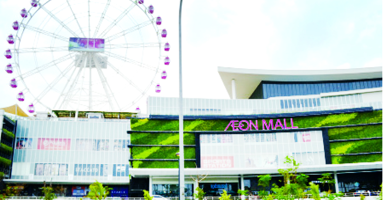 第  10  回 「アジアビジネス通信」 インドネシアの首都ジャカルタで イオンが新たな挑戦 「遊び」と「食」で市民を魅了できるか