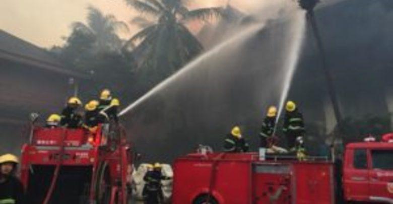 ◎特集-2 ミャンマーの消防防火体制はどうなっているのか 「カンドージパレスホテル」火災から学ぶ教訓はあるのか  国際化に向け今一度主要施設の点検、査察の実施を