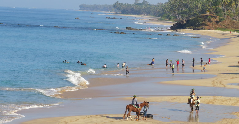 ◎ミャンマー西部のグエンサンビーチでに 国内初の高級リゾ―ト開発がスタートか