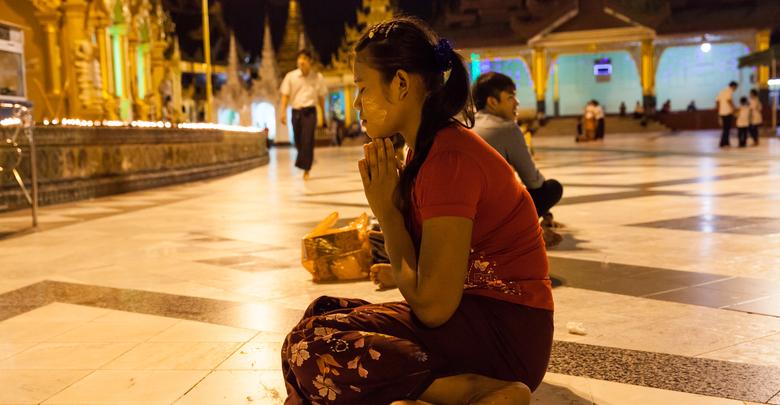 ◎今月の視点 がんばろう!ミャンマー! Pray For Myanmar