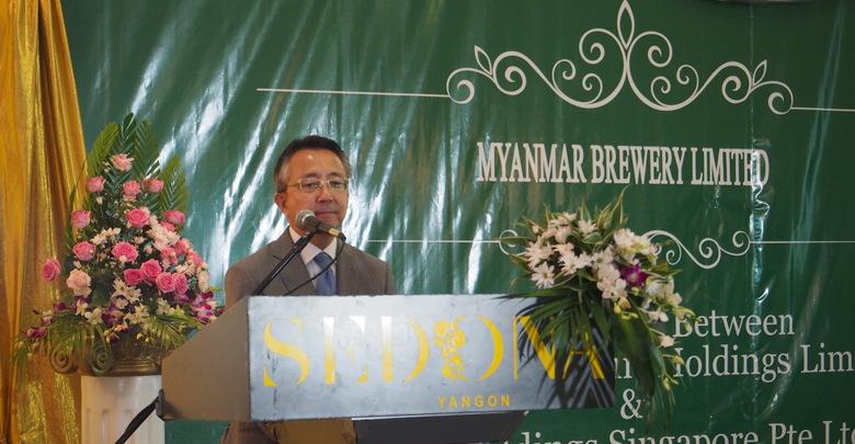 ◎キリンがミャンマービールを買収 ミャンマー市場へ新たなる参入へ