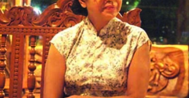 ◎国語研究者で博物館の監督にタウングーの魅力を聞く。Ph.d Dr.Daw Mar Mar Wai