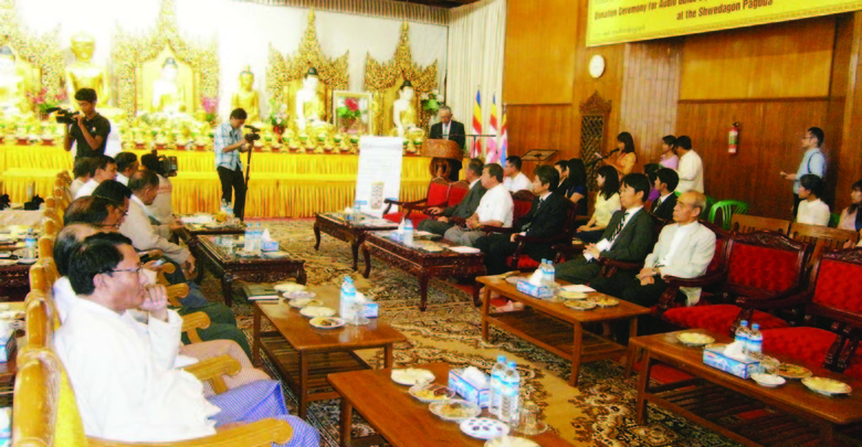 ◎今月の視点 再燃するミャンマーへの民間支援。「日本の良心」ここにあり。