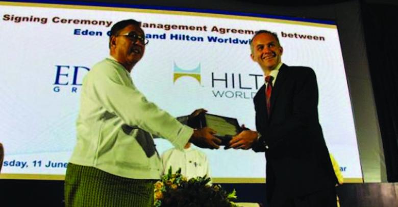 ◎ 米ヒルトン、ついにミャンマー本格進出 国内5か所の5つ星ホテルをマネジメント