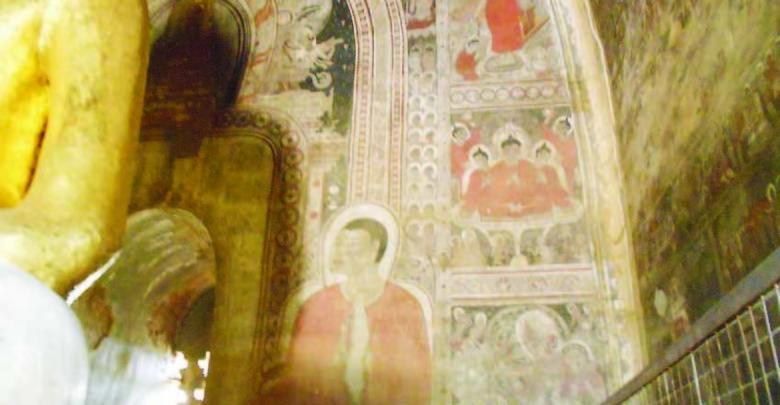 ◎Bagan 通信 第5回 「バガンの遺産・王朝壁画」