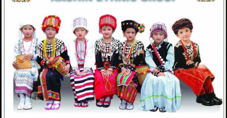 新連載「ミャンマーの民族」第3回「カチン族」Ka Chin
