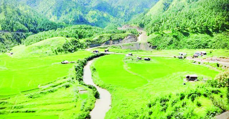 発見│ミャンマーの観光スポット外国人の立ち入りが全面的に解除されたミャンマーの秘境を往く 美しい山々や手つかずのダイナミックな自然が広がる魅惑のエリア チン州 Chin State