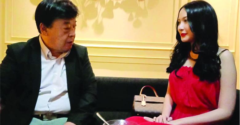 顔・人│VIP インタビュー  Patricia Jayne   パトリシア・ジェーン  女優、モデル