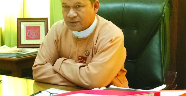 第19回 ミャンマー人の肖像 U Myint Maung ミン・マウン Thanintharyi Region Chief Minister タニンダリー管区首相