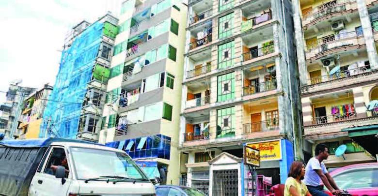 ヤンゴン不動産市場は緩慢だが賃貸取引は増加