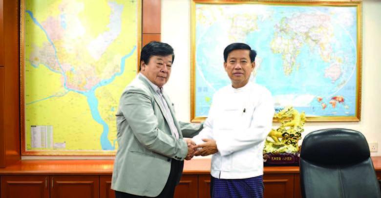 特集 「ミャンマー観光銀行」頭取に就任した観光業界の重鎮 中小の観光業者の支援に力を入れ年間700万人を目指す