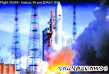 ミャンマー2番目の高性能通信衛星打ち上げ