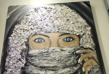 Nataasha's solo Art Show