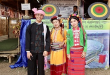 Myanmar Ethnics Culture Festival ミャンマー民族文化フェスティバル開催