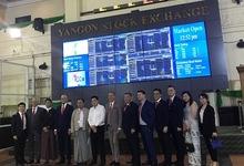 ヤンゴン証券市場 - Yangon Stock Market